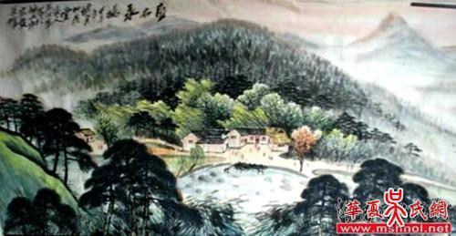 著名书画家吴政军老师作品欣赏