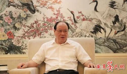 吴爱国拜访浙江省委常委、宁波市委书记彭佳学